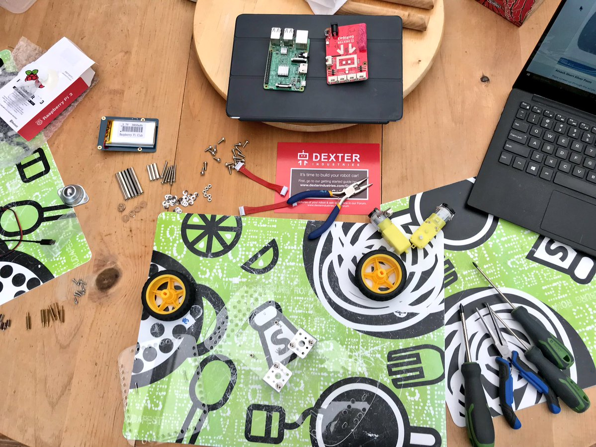 Raspberry Pi, Java, and the GoPiGo3 – Part 1: Setting up the